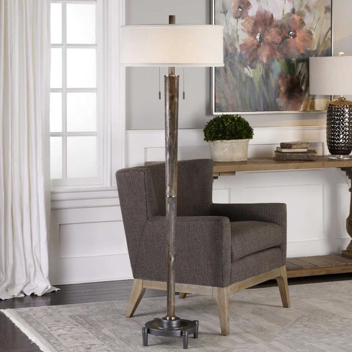 Uttermost - Rhett Floor Lamp
