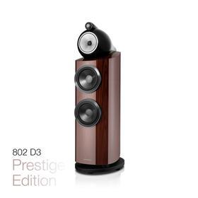 Prestige Edition 802 D3 Floorstanding speaker