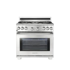 Electrolux ICON® 36'' Full-Natural Gas Freestanding Range