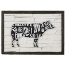 Product Image - Cow Wall Art I