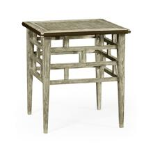 Marshfield Grey Oak End Table