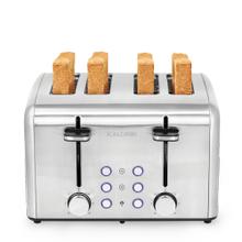 Product Image - Kalorik 4-Slice Toaster, Stainless Steel