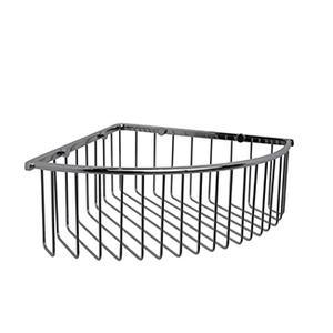 Essentials Corner Basket, Large, Deep Product Image
