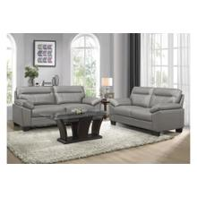 See Details - 2PC Sofa and Loveseat