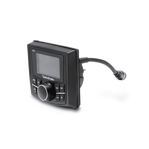 """Rockford Fosgate - Punch Marine Full Function Wired Remote 2.7"""" Display"""