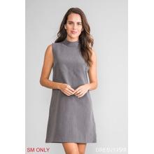 See Details - Prim and Proper Mock Neck Dress - S/M (3 pc. ppk.)