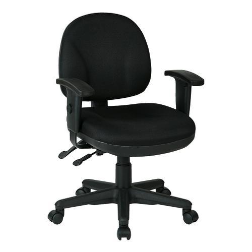 Sculptured Ergonomic Managers Chair