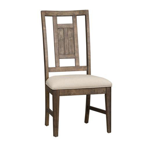 Liberty Furniture Industries - Lattice Back Side Chair (RTA)