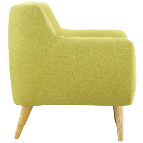 Modway - Remark 3 Piece Living Room Set in Wheat