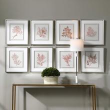See Details - Sunrise Coral Framed Prints, S/8