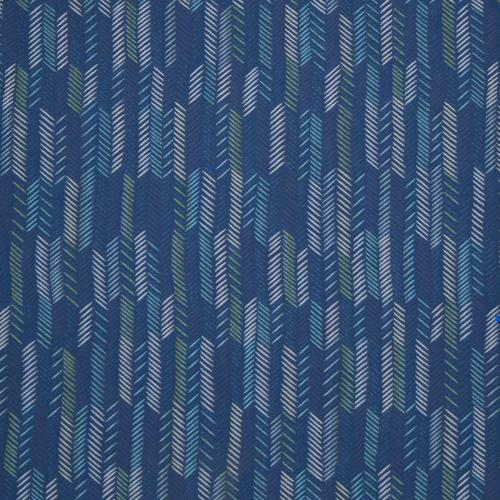 Surpass Turquoise Fabric