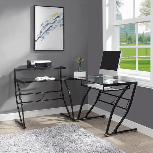 Constellation L Shaped Home Office Gaming Editing Desk