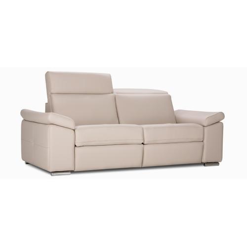 London Sofa appartement (169-170) Recouvrement : Illusion Grege - Gr.30