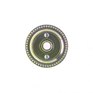 Maddox Doorbell Button Silicon Bronze Brushed Product Image
