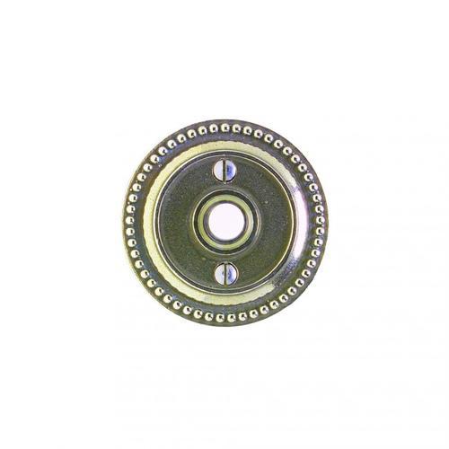 Rocky Mountain Hardware - Maddox Doorbell Button Silicon Bronze Medium