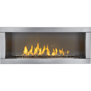 Galaxy Outdoor, Single Sided, Electronic Ignition , Stainless Steel , Natural Gas