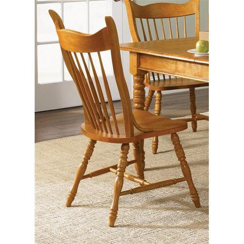 Liberty Furniture Industries - Mule Ear Side Chair