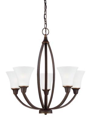 Five Light Chandelier Product Image