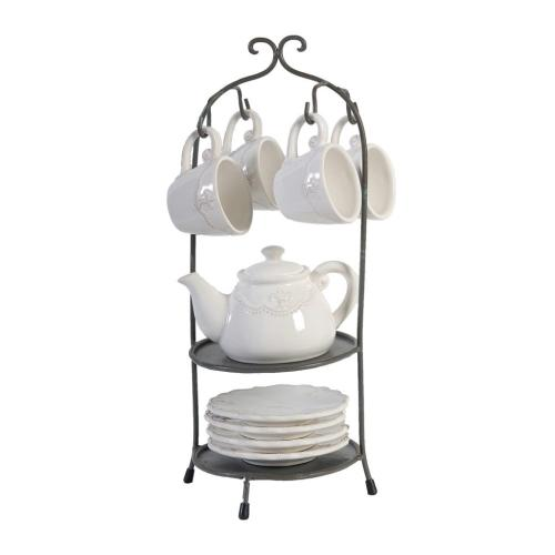 Tea Set With Stand