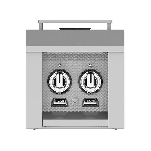 "12"" Hestan Outdoor Double Side Burner - AGB Series - Bora-bora"