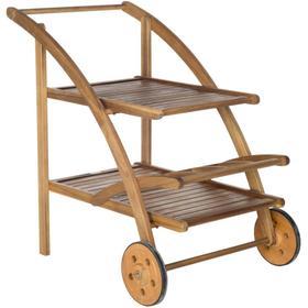 Lodi Tea Cart - Natural