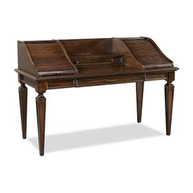 "66"" Roll Top Desk Writing Desk"