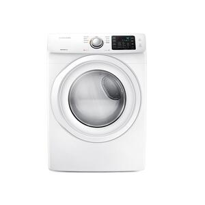 Samsung Appliances7.5 cu. ft. Gas Dryer in White