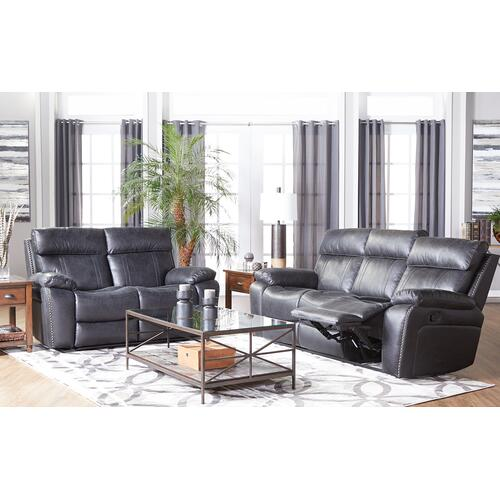 Hughes Furniture - Rcl Ridgeline Midnight