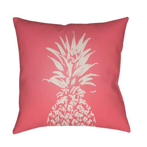 "Surya - Pineapple PINE-004 18""H x 18""W"