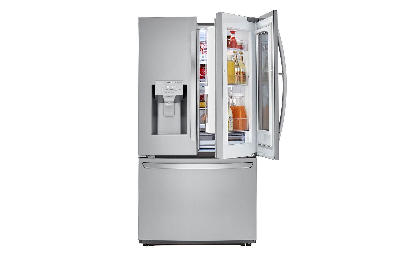 LG Appliances26 Cu. Ft. Smart Wi-Fi Enabled Instaview™ Door-In-Door® Refrigerator
