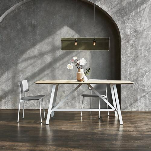 Product Image - Wychwood Dining Table Black Ash