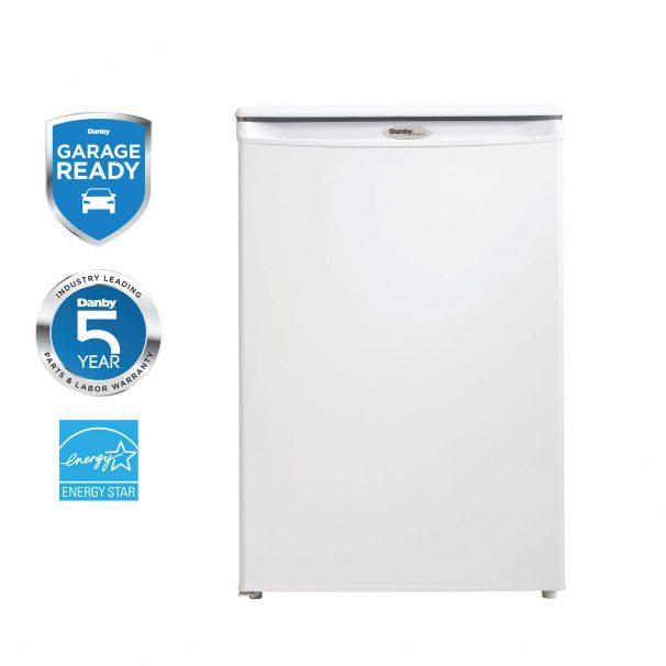 DanbyDanby Designer 4.3 Cu. Ft. Upright Freezer