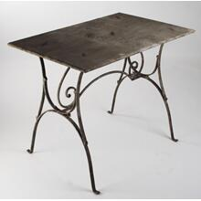 Williams Metal Table