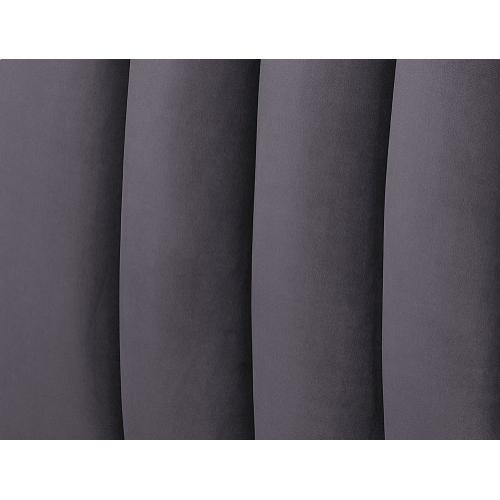 Tov Furniture - Arno Grey Velvet Sofa