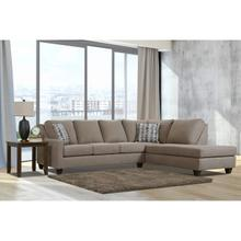 2096 Two Piece Sectional with Chaise