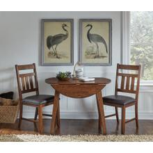See Details - Mason Dropleaf Table and 2 Chairs