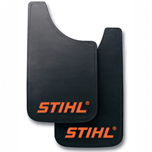 Keep your vehicle clean while showing your STIHL pride!