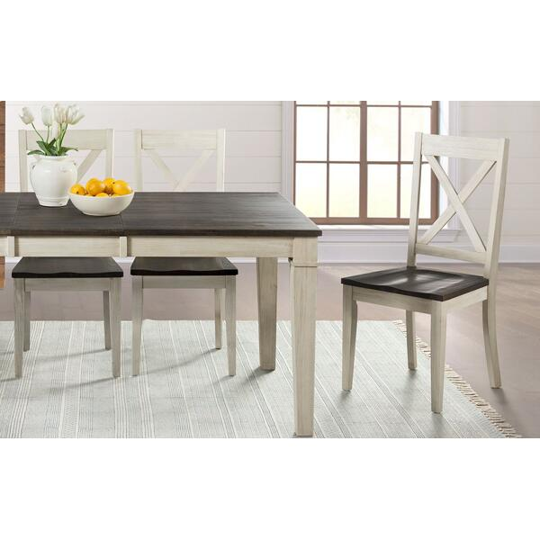 See Details - X-BACK SIDE CHAIR