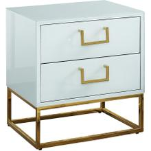"See Details - Nova Side Table - 22"" W x 16"" D x 24"" H"