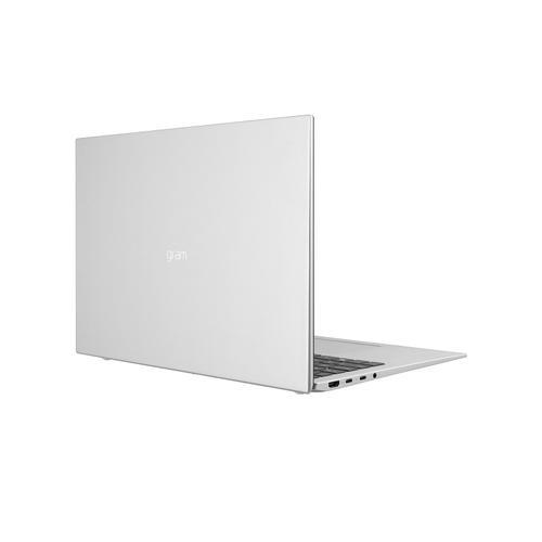 "LG - 16"" Silver 16:10 WQXGA gram Laptop with Windows 10 Pro, 16GB RAM, 512GB SSD, 11th Gen Intel® Quad Core™ i7 Processor, Intel® Evo™ Platform & Thunderbolt™ 4"