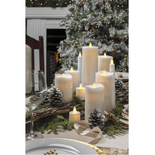 White LED Resin Taper Set (2 pc. set)
