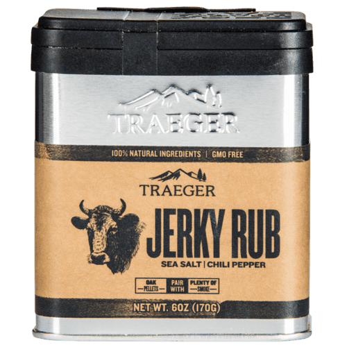 Traeger Jerky Rub
