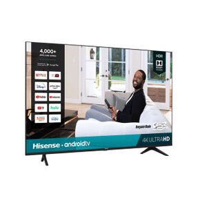 "43"" Class- H65G Series - 4K UHD Hisense Android Smart TV (2020)"