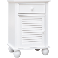 Nantucket White Nightstand
