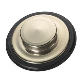 Sink Stopper - Brushed Stainless Steel