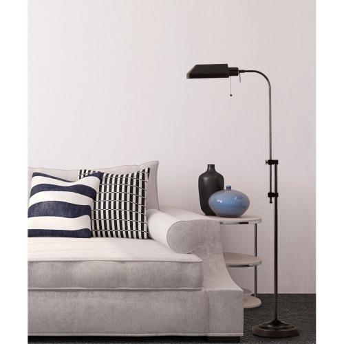 Cal Lighting & Accessories - 100W Pharmacy Floor Lamp