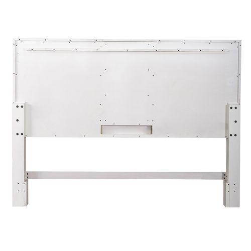 Liberty Furniture Industries - King Travertine Panel Headboard