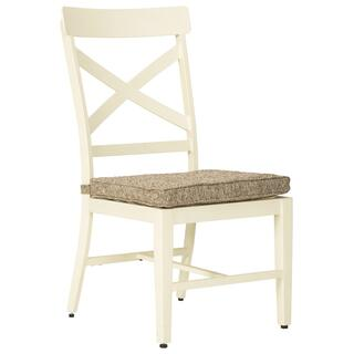Preston Bay Armless Chair With Cushion