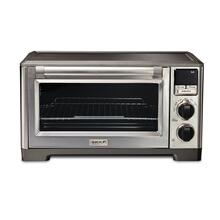 Countertop Oven with Convection - Black Knob