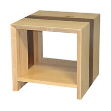 View Product - Waterfall Straight End Table